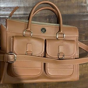 Dooney & Bourke Tan Leather Purse